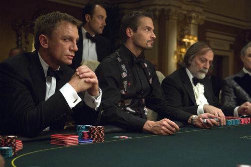Michael wilson casino royale