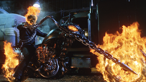 Amazon.com: Ghost Rider (Two-Disc Extended Cut): Nicolas Cage, Eva