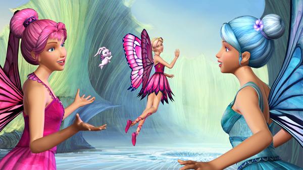 Amazon.com: Barbie Mariposa: Chiara Zanni, Tabitha St. Germain