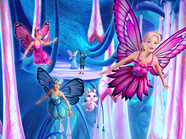 Watch Barbie Mariposa and the Fairy Princess YIFY Movies Online ...