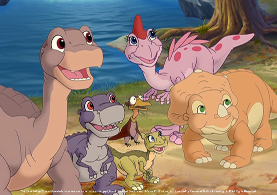 Image result for the land before time