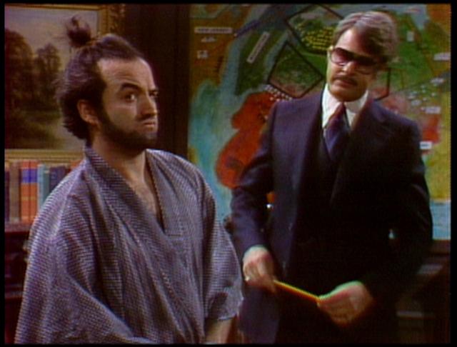 Amazon.com: Saturday Night Live: Season 2, 1976-1977: Bill Murray ... John Belushi Samurai