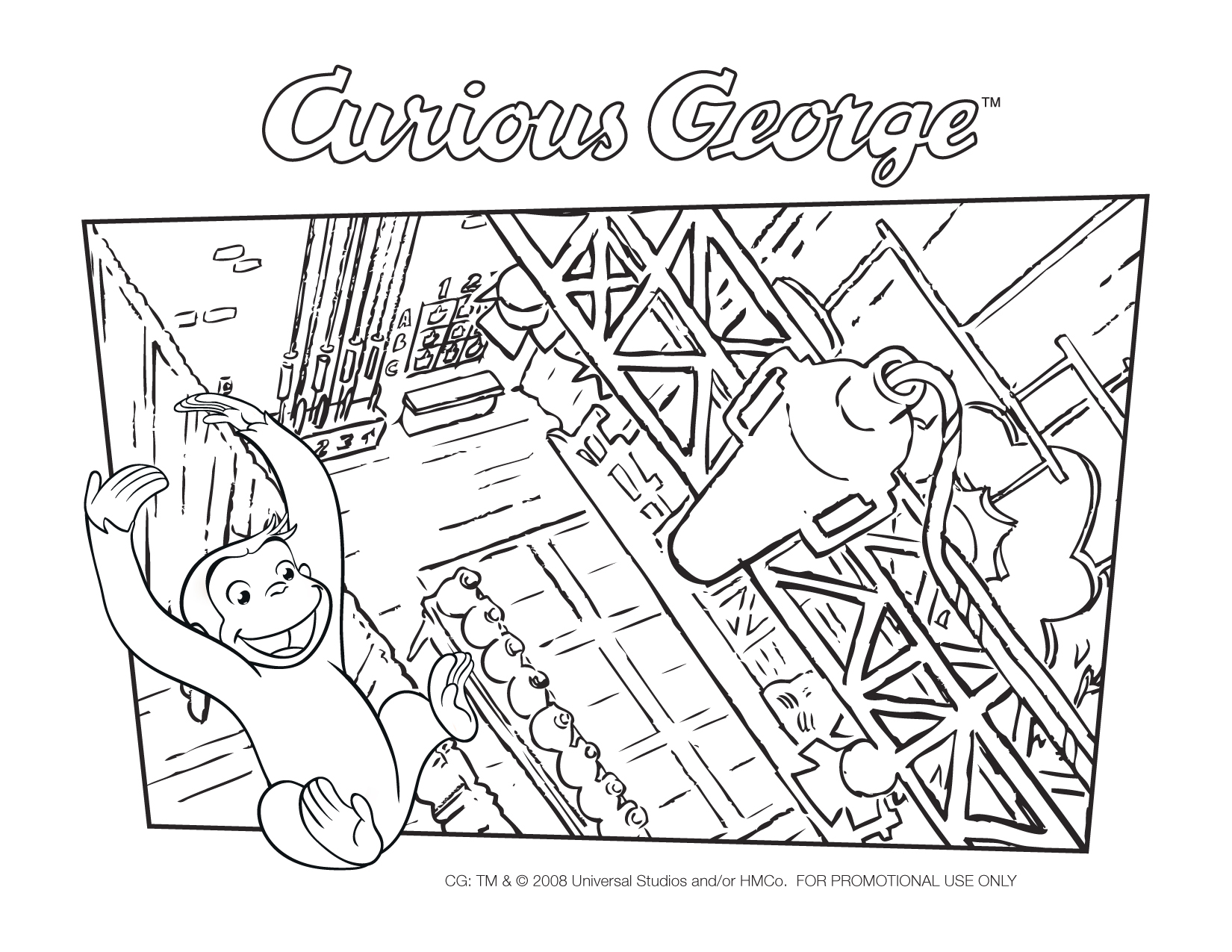 Amazon Com Curious George Goes Green Frank Welker Jeff Bennett