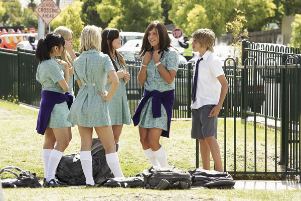 satire high school and summer heights Ja'mie is a private school girl that visits summer heights high on an exchange program between summer heights high and hillford, the girls private school in the area through the way that ja'mie has been constructed, humour is created which contributes to lilley's purpose.