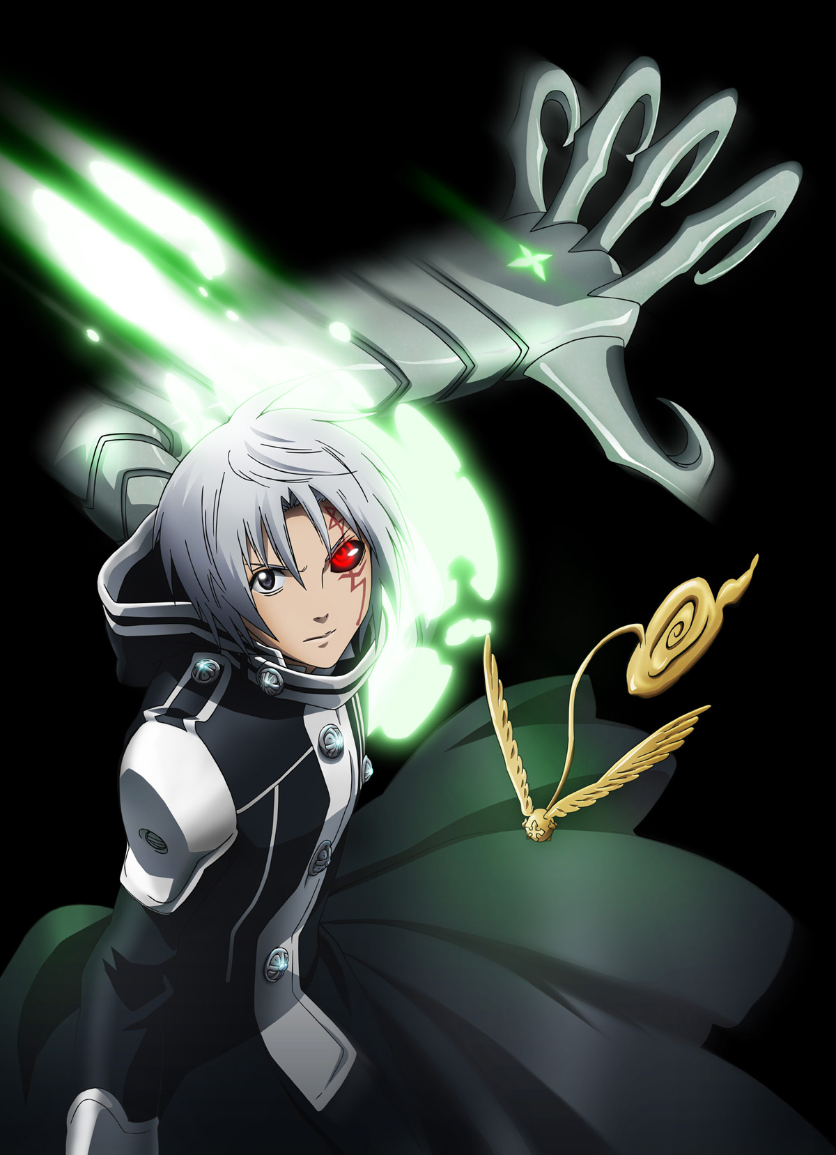 D gray man season 1 part one sanae - D gray man images ...