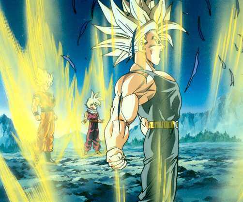 Amazon Com Dragon Ball Z Broly Triple Feature Broly Broly Second