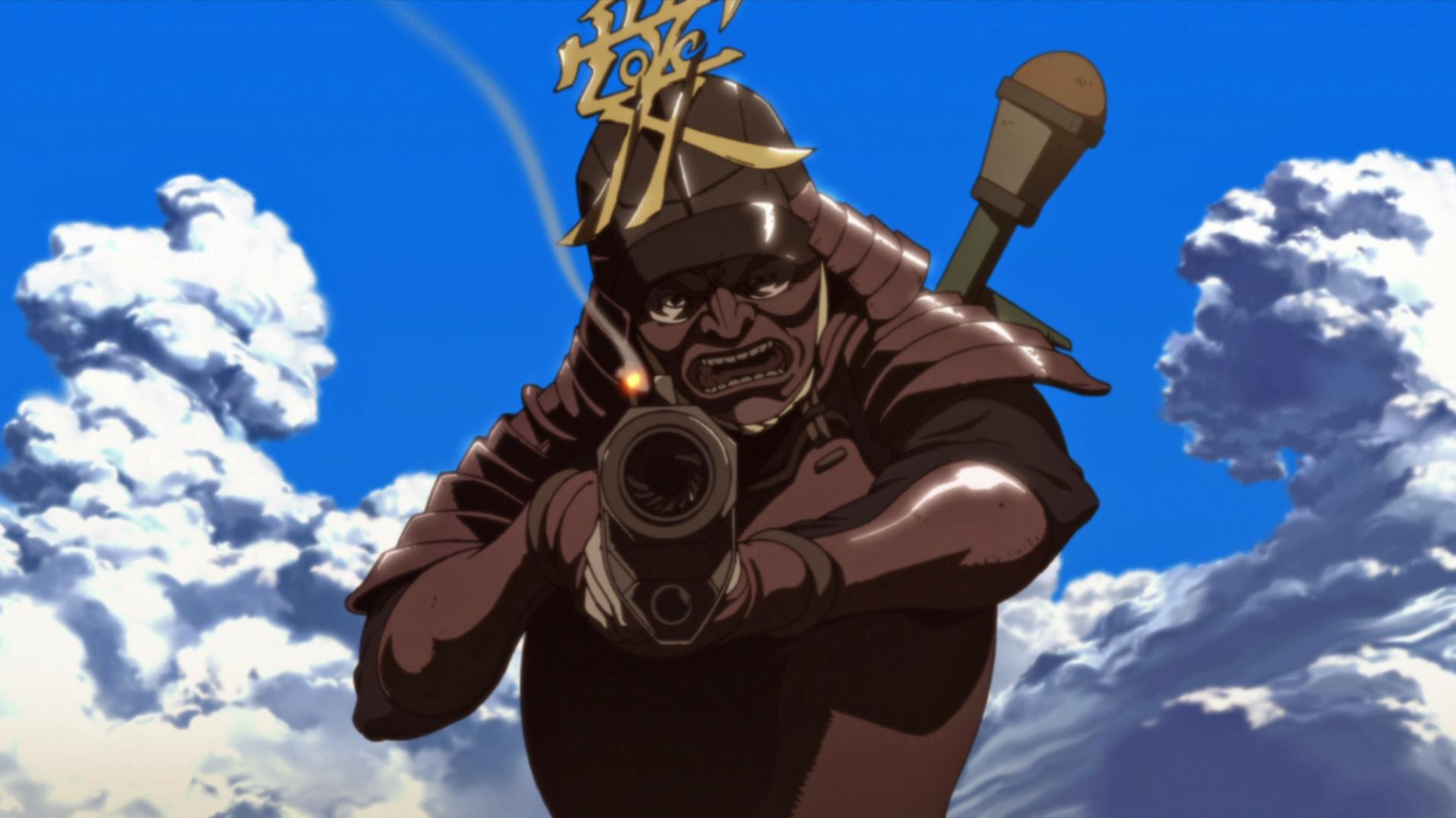 amazon com  afro samurai  resurrection