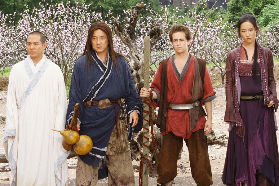 Amazon.com: Forbidden Kingdom 2007: Jet Li, Jackie Chan