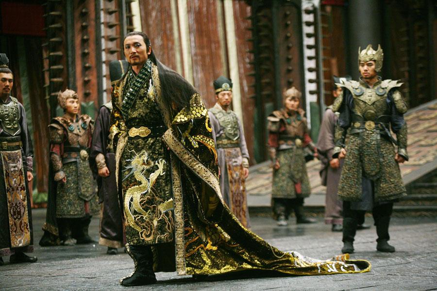 the forbidden kingdom film free