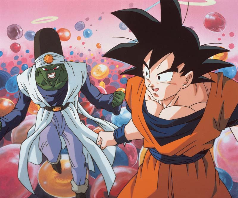 dragon ball z – der film: fusion