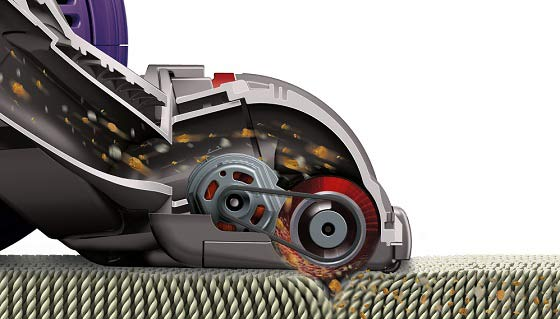 Dyson DC24 Animal Upright Vacuum