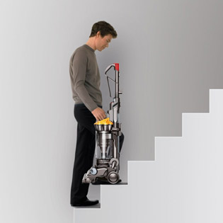 Amazon Com Dyson Dc33 Multi Floor Upright Bagless Vacuum