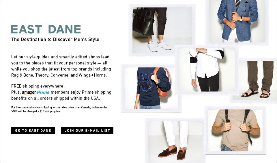 eastdane.com