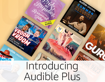 Introducing Audible Plus