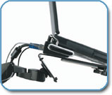 3M MA220MB Easy-Adjust Dual Monitor Arm - notebook connectivity