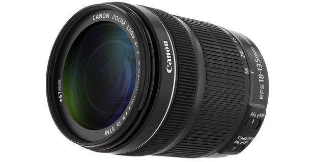 Amazoncom Canon Ef S 18 135mm F35 56 Is Stm Lenswhite Box