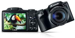 PowerShot SX510 HS