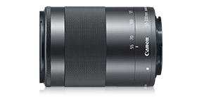 EF-M 55–200mm f/4.5–6.3 IS STM