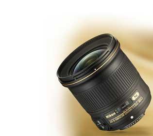 Product photo of the AF-S NIKKOR 24mm f/1.8G ED lens