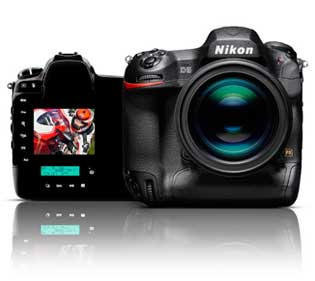 D5 0 Hero. V301860881  - Nikon D5 DSLR 20.8 MP Point & Shoot Digital Camera, Dual XQD Slots - Black