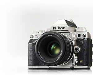 Product photo of the Nikon Df D-SLR