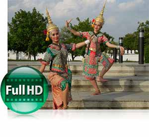 Nikon COOLPIX S6900 photo of traditionally dressed dancers highlighting video capture