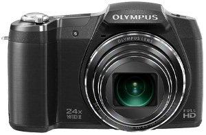Super-Slim 24x, 25mm Wide-Angle Optical Zoom Lens