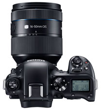 NX1 28.2 MP Smart 4K Camera Bundle with 16-50mm S lens Product Shot