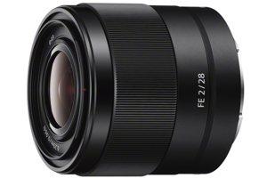 FE 28mm F2 E-mount Prime Lens