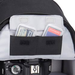 Memory Card Pocket