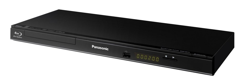 amazon com panasonic dmp bd75 ultra fast booting blu ray disc rh amazon com Blu-ray Players Remote Blue Ray Disc Player
