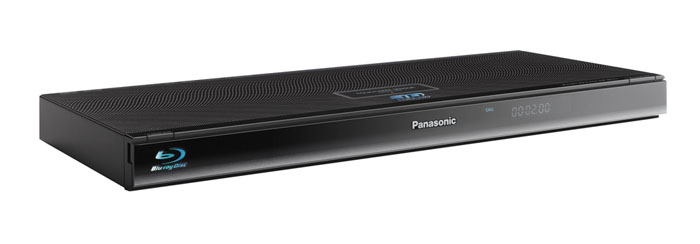 Panasonic DMP-BDT210P Blu-ray Player Windows