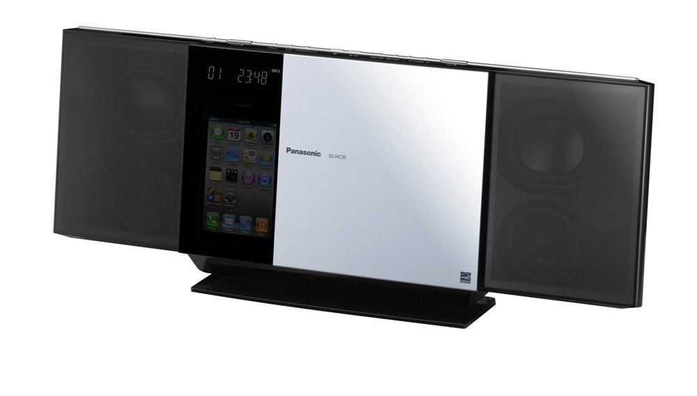 Panasonic SC-HC35 Compact Stereo System (Discontinued by Manufacturer)