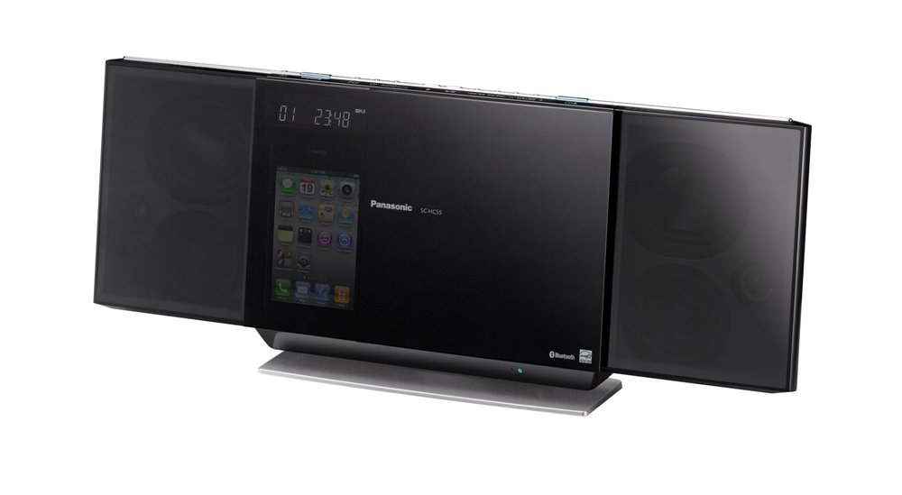 Amazon.com: Panasonic SC-HC55 Compact Stereo System (Discontinued by