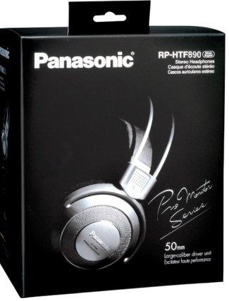 Amazon.com: Panasonic RP-HTF890-S Studio Monitor: Home