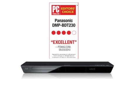 Panasonic DMP-BDT230PU Blu-ray Player Drivers Download