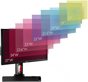 BenQ XL2720T High Performance Gaming 27-Inch Screen LED-Lit Monitor