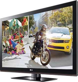 LK450 3D 1080 LED TV