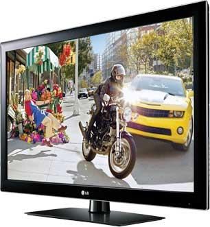 LK520 3D 1080 LED TV