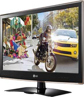 LV2500 3D 1080 LED TV