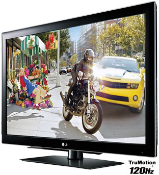 LV4400 3D LED TV