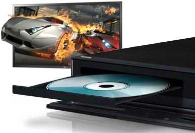 3D BLU-RAY DISC & BLU-RAY DISC 1080P PLAYBACK.