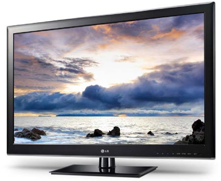 LS3400 1080p LED TV