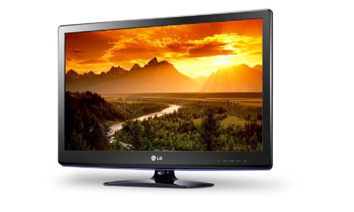 LS3500 1080p LED TV