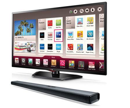 LN5710 Smart/LED TV LED 1080p 120Hz Smart HDTV