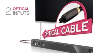 Amazon Com Lg Electronics Nb3530a Sound Bar System 2014
