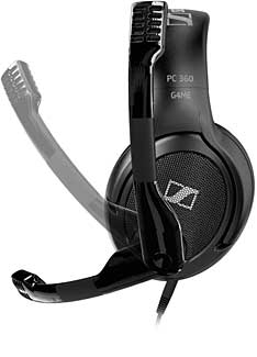 Amazon.com: Sennheiser PC 360 Headset for Pro Gaming: Electronics