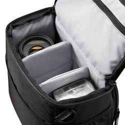 Adjustable Dividers/Internal Pocket