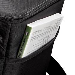 Back Slip Pocket