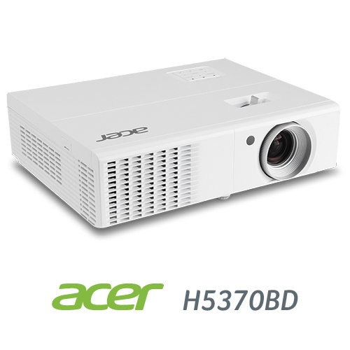 Amazon.com: Acer H5370BD 3d home theater Proyector (Blanco ...